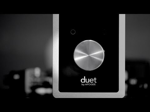 Apogee Duet For IPad And Mac - Unboxing / First Use