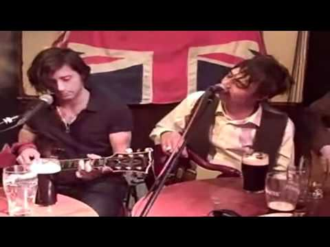 The Libertines   Music When The Lights Go Out press conference, 2010