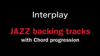 INTERPLAY / Jazz Play along/ Interplay / by 山崎翔