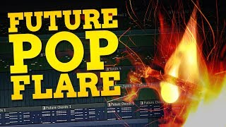 OUT NOW: Future Pop FLARE 🔥 | FL Studio Templates Preview