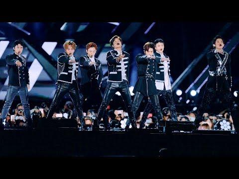 EXO(엑소) - Louder (라우더)(로또 Lotto) @170603 [4k Fancam/직캠