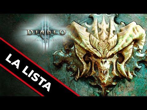 ANÁLISIS/REVIEW | Diablo III: Eternal Collection para Nintendo Switch - LA LISTA