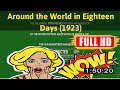[ [LIVE VLOG] ] No.8 @Around the World in Eighteen Days (1923) #The2386xxbrz