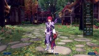 [PC] [1] Aura Kingdom Online gameplay