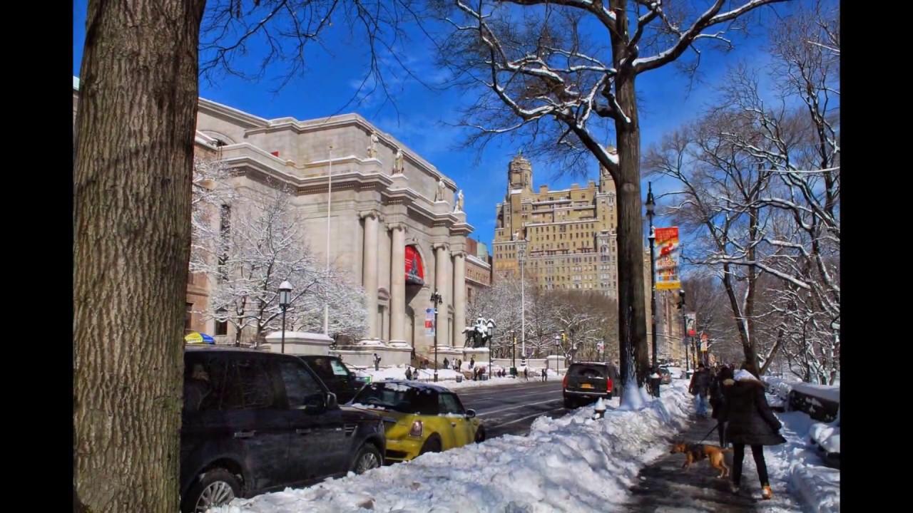 Inverno A New York Cosa Fare A Dicembre Gennaio E Febbraio