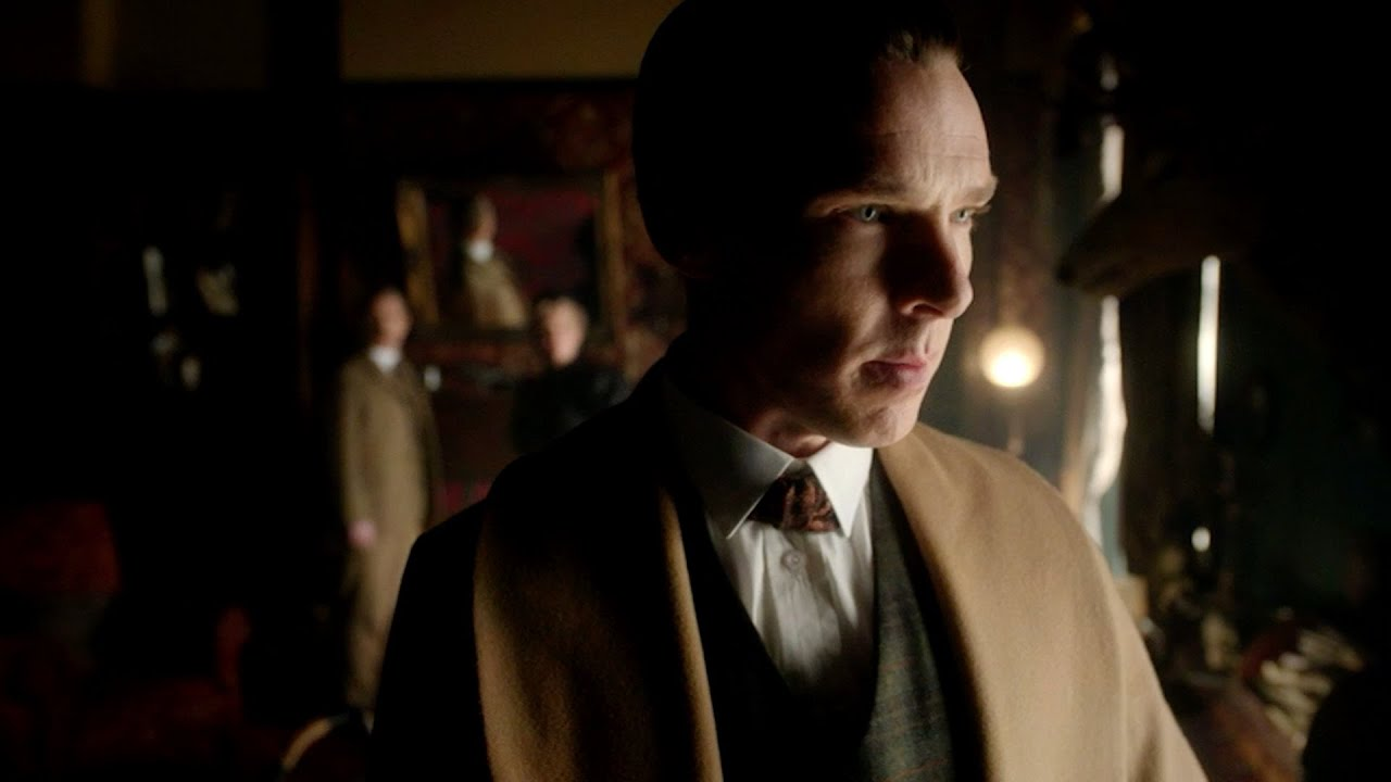 Sherlock Special: Official TV Trailer - BBC One - YouTube