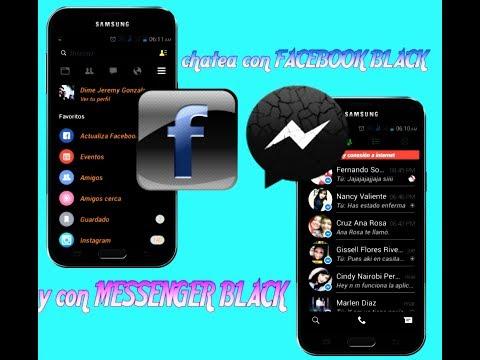 Descargar Messenger Black 139.0.0.17 Actualizado 2018-2019
