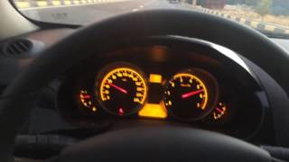 Brilliance H330 AT acceleration test 0 100