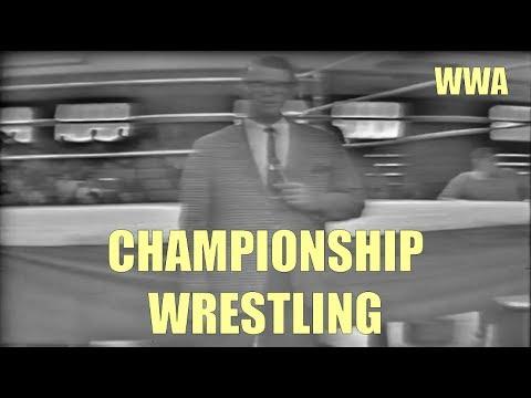 WWA Championship Wrestling (Aug 17, 1968)