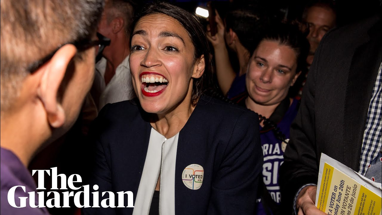 Alexandria Ocasio-Cortez is the future of US politics