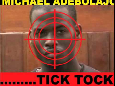 ADEBOLAJO MURDER CULT CAVEMAN COUNTING THE...