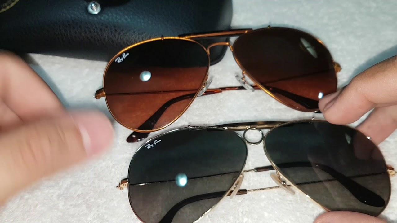 lentes ray ban originales aviator precio