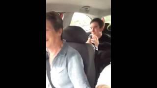 Car rides with tourettes... HILARIOUS