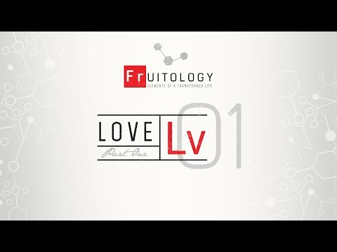 Fruitology (Let Love Rule)