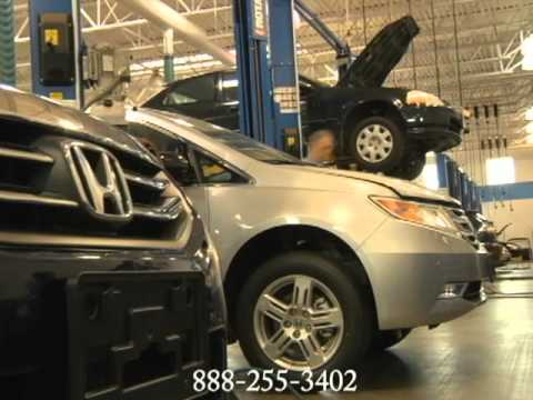 Honda Maintenance Auto Mechanic Car Repair Shop Santa Clarita Valley San Fernando Valley CA 91340