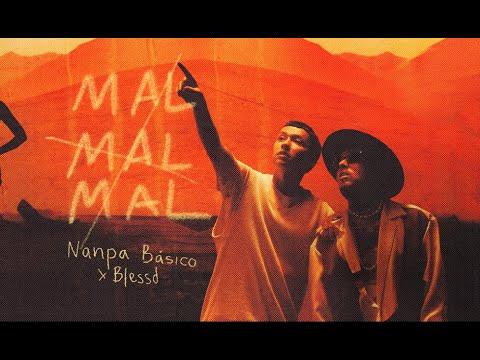 Download Nanpa Básico & Blessd - Mal Mal Mal (Video Oficial)