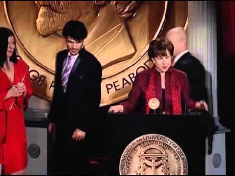 Lyse Doucet - Where Giving Life is a Death Sentence - 2009 Peabody Award Acceptance Speech