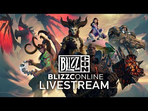 BlizzConline 2021 Livestream | Opening Ceremony & Day 1