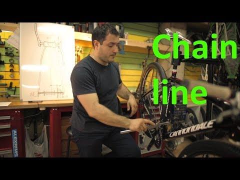 Chainline - ликбез от ШУМа и Veloline