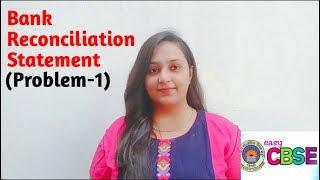 bank reconciliation statement problem 1