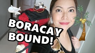BORACAY BOUND! (March 27, 2017) - saytioco