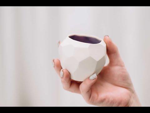 陶芸・鋳込み 石膏型作成から成形まで