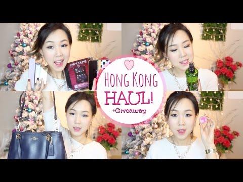 Hong Kong Trip Haul & Update 홍콩여행 하울 & 업데잇