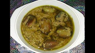 Hyderabadi Green Bagare Baingan l Authentic Style l Recipe By Mrs.Norien