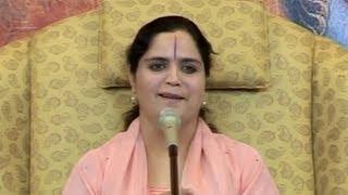 Srimad Bhagavad Gita - Chapter 2 - Meaning in Hindi  Amrit Varsha Episode 235 (4 March, 2013)