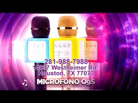 Mega Karaoke Center vende CDGs de karaoke latino y sistemas de música Karaoke