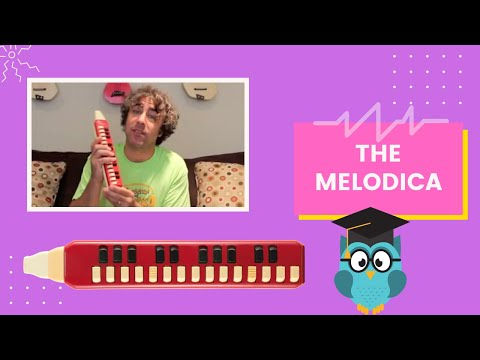 Discovery Instrument of the Week: THE MELODICA