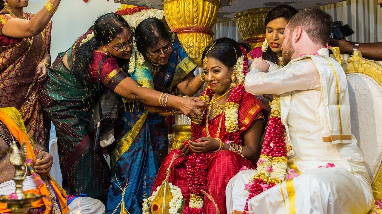 TAMIL HINDU WEDDING DANIEL & RAMYA