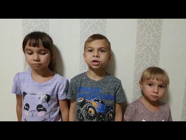Изображение предпросмотра прочтения – «Никон, Алисия и Вероника» читает произведение «Берёза» С.А.Есенина
