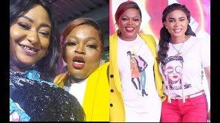 Funke AkindeleRonke OshodiIyabo OjoFemi BranchFunsho Adeolu Dancing Gbe Body At Aiyetoro Town