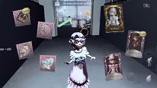 Identity V   The Mind's Eye is an Extraordinary Survivor!   Gameplay + All Accessories