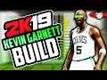 THE BEST BIG MAN BUILD NO ONE HAS CREATED YET! NBA 2K19 Kevin Garnett ARCHETYPE