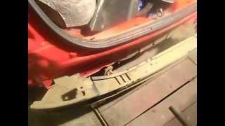 Как снять задний бампер на Chevrolet Lacetti...(В этом видео я покажу как легко и быстро и без всяких заморочек снять задний бампер на Chevrolet Lacetti... СМОТРИТЕ..., 2015-10-01T11:11:38.000Z)