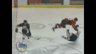 [HD] Zack Kassian Headshot Hit on Matt Kennedy