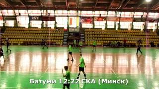 Гандбол. Батуми - СКА (Минск) - 23:34 (2-й тайм). Турнир ЧМ А. Климовца, г. Гомель, 2002 г. р.