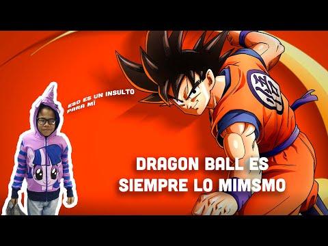 ¿Por qué nos gusta Dragon Ball si siempre es lo mismo?   ANMup