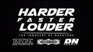 Download Harder Faster Louder - The Industry Of Hardcore   27.03.2016 Trailer MP3 song and Music Video