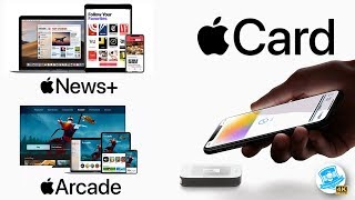 🔥 Vše co potřebuješ vědět o  Apple Card, News+, tv+ a Arcade | WRTECH [4K]