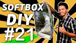 Свободная тема #21 - Софтбокс своими руками / Softbox DIY