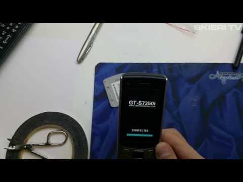 Samsung S7350i - HARD RESET