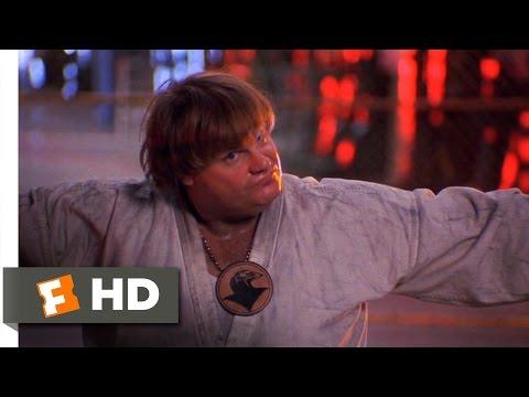 Beverly Hills Ninja (8/8) Movie CLIP - Haru Battles Tanley (1997) HD
