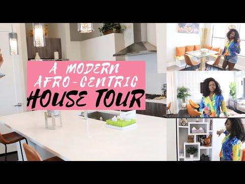 A Modern Afro-Centric House Tour (2019)