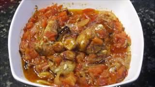 تحميل فيديو مغمور او مصقعه الباذنجان بمذاق لبناني لذيذ