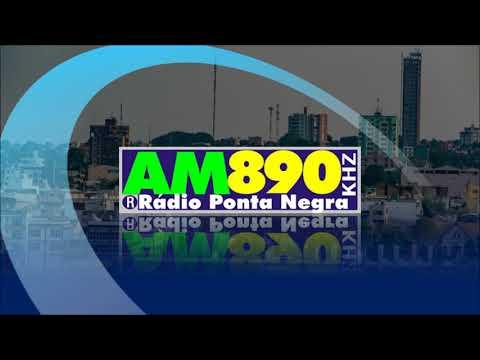 Rádio Ponta Negra AM 890khz(Santarém) - Prefixo