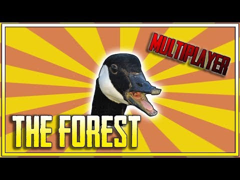 NAJTRUDNIEJSZA WALKA!    THE FOREST MULTIPLAYER    (z: Bladii)