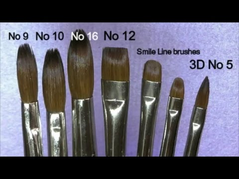 ALPHA ACRYLIC BRUSH REVIEW | ABSOLUTE NAILS